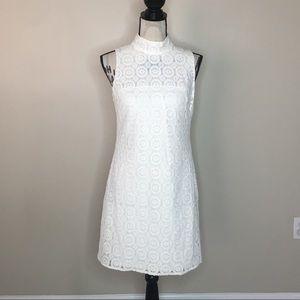 American Living white dress size 4